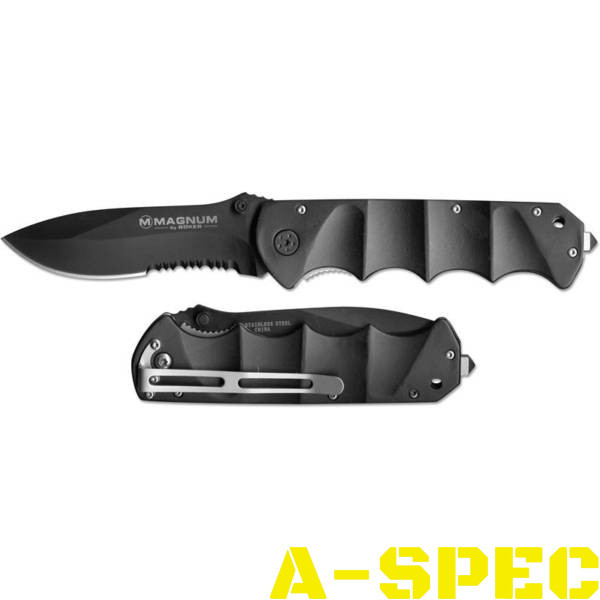 Нож раскладной Boker Magnum Black Spear