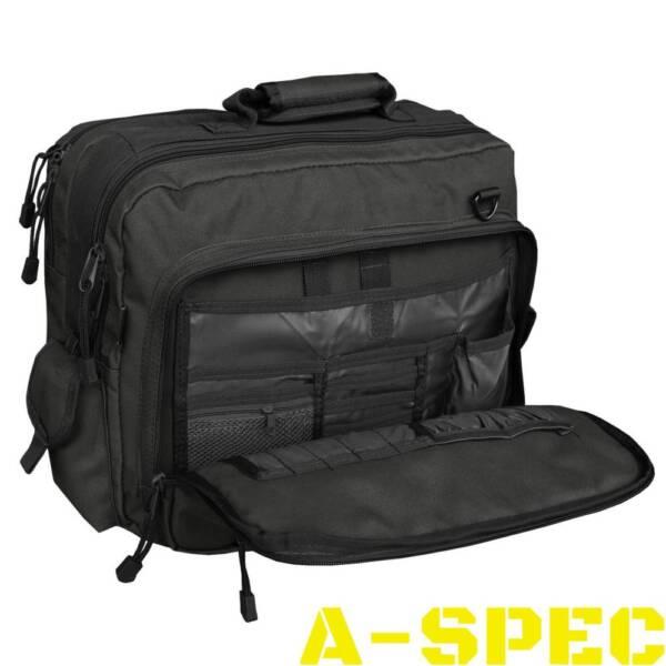 Сумка-рюкзак АВИАТОР черная. Для ноутбука, документов