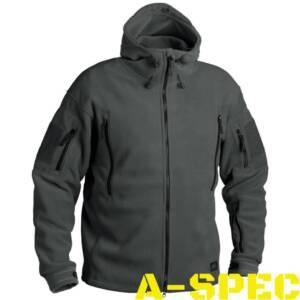 Флисовая куртка PATRIOT Shadow Grey. Helikon