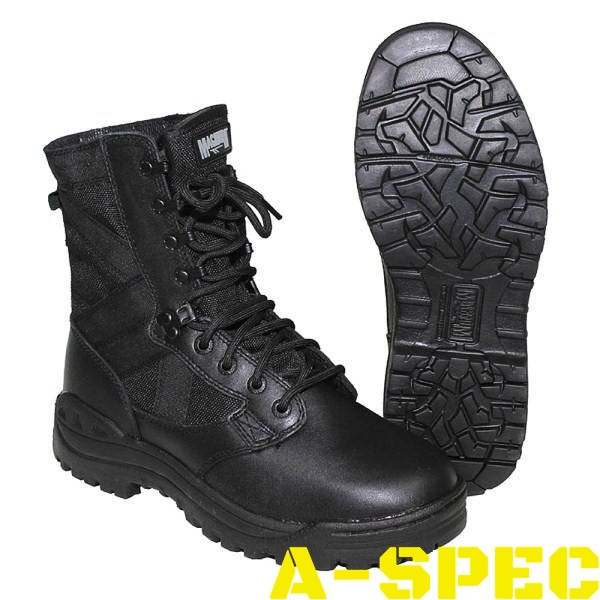 Ботинки армейские Magnum Scorpion Black