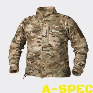 Куртка флисовая ALPHA TACTICAL Multicam. Helikon-Tex