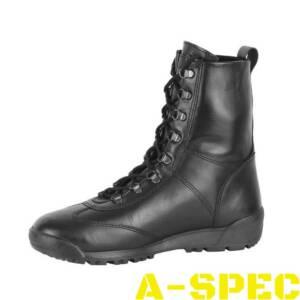 Тактические кожаные ботинки Кобра. Byteks