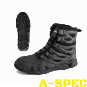 Летние ботинки Gydra Black. Garsing