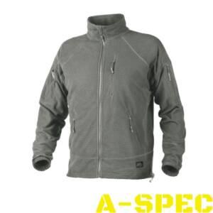 Куртка флисовая ALPHA TACTICAL Foliage Green Helikon-Tex