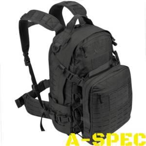Рюкзак тактический GHOST MK2 Black. Direct Action