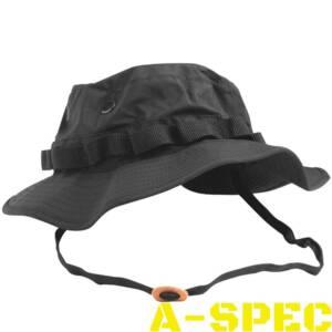 Панамка Boonie Hat черная