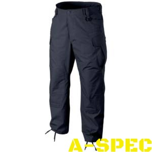 Штаны тактические SFU NEXT Navy Blue. PolyCotton Ripstop. Helikon