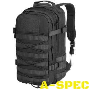 Тактический рюкзак RACCOON MK2 Black. Helikon-Tex