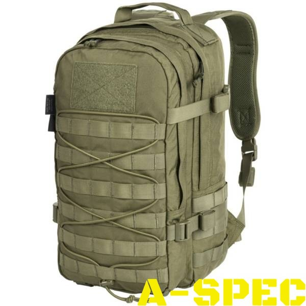 Тактический рюкзак RACCOON MK2 Olive Green. Helikon-Tex