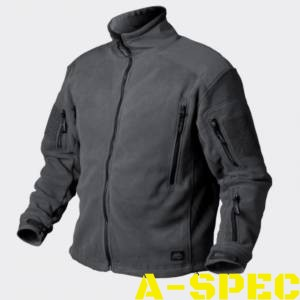 Куртка флисовая Liberty Fleece Shadow Grey. Helikon-Tex
