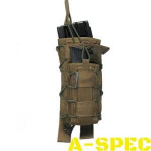 Подсумок под магазин АК/АR и пистолетный Хаки