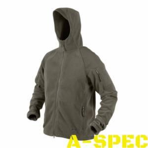 Куртка флисовая CUMULUS Taiga Green. Heavy Fleece