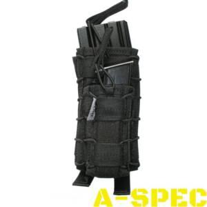 Подсумок под магазин АК/АR и пистолетный Черный