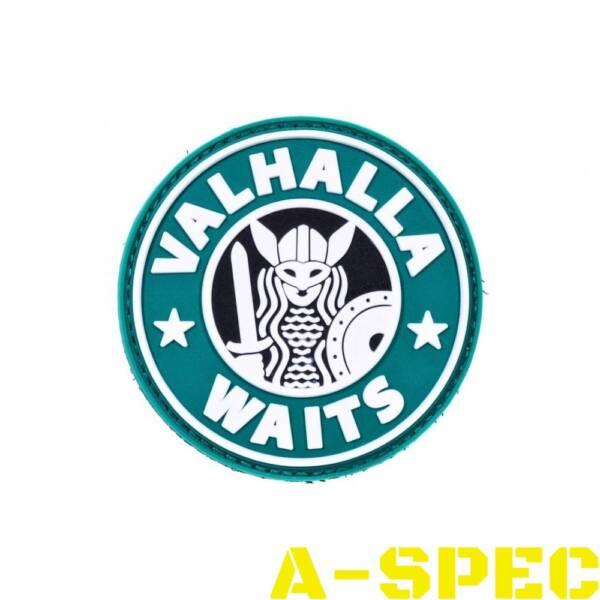 Нашивка Valhalla waits. R3ICH