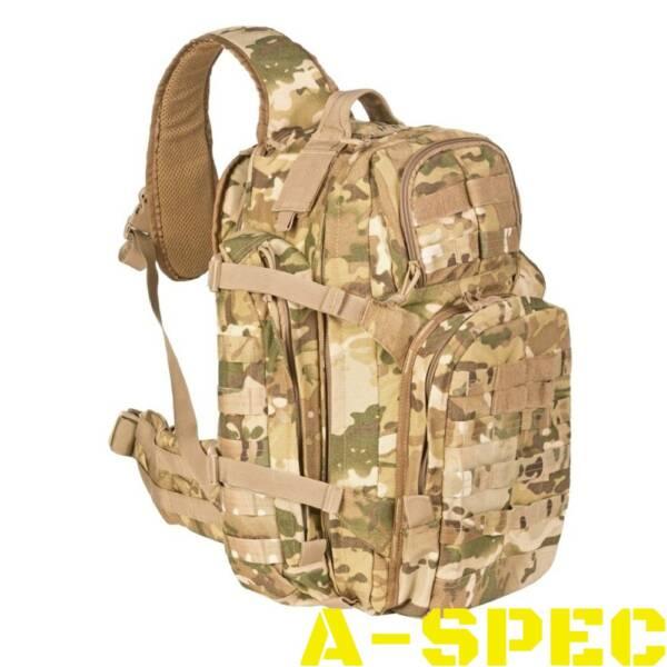 Сумка полевая через плече Kuzmitch SGB Мультикам (SAW Grab Bag)