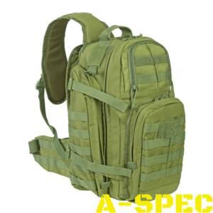 Сумка полевая через плече Kuzmitch SGB Олива (SAW Grab Bag)