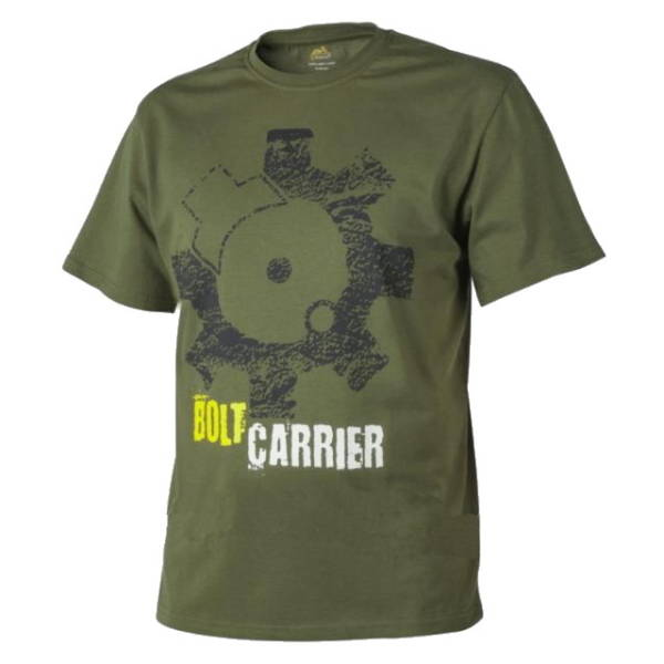 Футболка Bolt Carrier US Green. Helikon-Tex