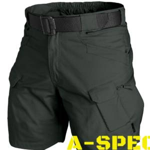 Шорты Urban Tactical 8,5 Jungle Green. PolyCotton Ripstop