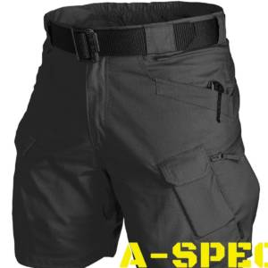 Шорты Urban Tactical 8,5 Black Ripstop