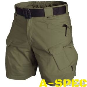 "Шорты Urban Tactical 8,5"" Adaptive Green. PolyCotton Ripstop"