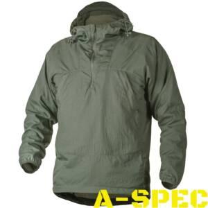 Куртка WINDRUNNER WINDSHIRT Alpha Green. Helikon-Tex