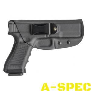Кобура внутрибрючная пластиковая Glock 17 A-Line