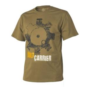 Футболка Bolt Carrier Coyote. Helikon-Tex