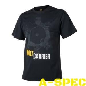 Футболка Bolt Carrier Black. Helikon-Tex