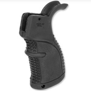 Рукоятка пистолетная FAB Defense прорезиненная для M4/M16/AR15