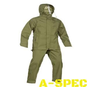 """Костюм полевой влагозащитный """"Aquatex Suit Cyclone Mk-1"""" Olive"""