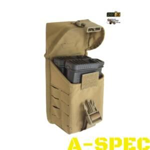 """Подсумок для магазинов снайперской винтовки M.U.B.S.""""SRMP-308/20 Coyote"""