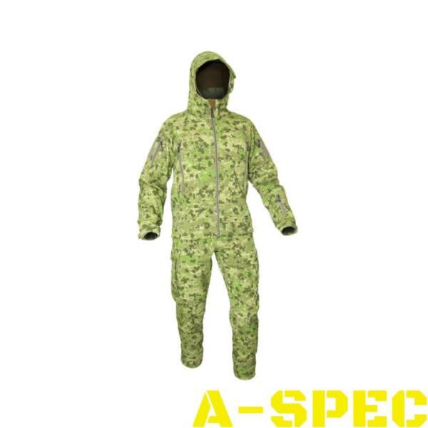 """Костюм демисезонный полевой влагозащитный """"FSS"""" (Field Storm Suit) Камуфляж"""
