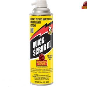 Pастворитель Shooters Choice Quick-Scrub III – Cleaner