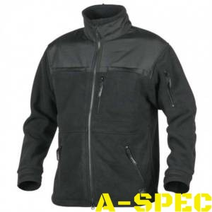 Флисовая куртка DEFENDER DUTY FLEECE QSA Black