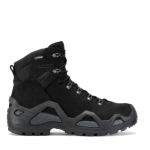 Военные демисезонные ботинки Lowa Z-6S GTX Black