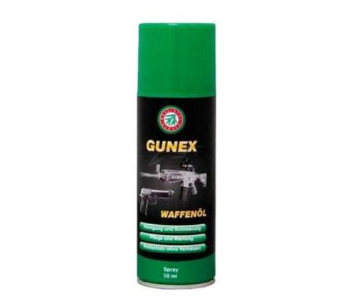 Оружейное масло Gunex 50 мл.