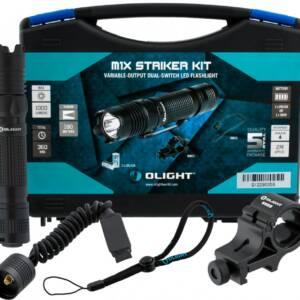 Набор с тактическим фонарем Olight M1X Striker Tactical KIT