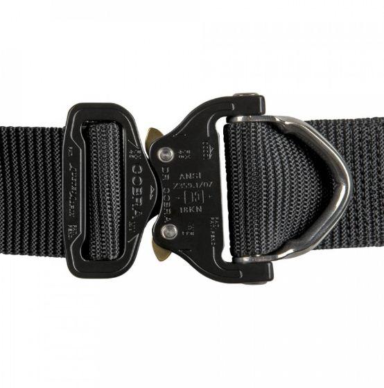 Helikon-Tex® Cobra D-Ring (FX45) Tactical Belt- тактичний, нейлоновий ремінь з запатентованою пряжкою AustriAlpin®. Легко регулюється. Призначений для повсякденного використання. Ремінь НЕ призначений для альпіністів і як аварійно-рятувальне обладнання.Особливості: Пряжка AustriAlpin® Cobra® D-Ring FX45 Нейлоновий пояс 45 мм