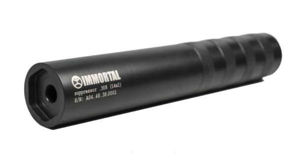 Глушитель IMMORTAL для AR-15 .223 1/2 28 UNEF