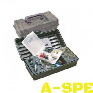Коробка пластмассовая MTM Magnum Broadhead Box для 20 наконечников стрел