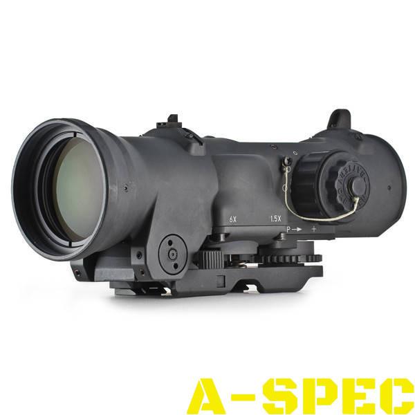 Прицел ELCAN SpecterDR 1.5-6х для калибра 7.62х51