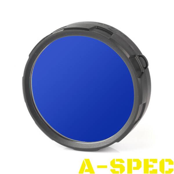 Светофильтр Olight FSR51-B 63 мм синий