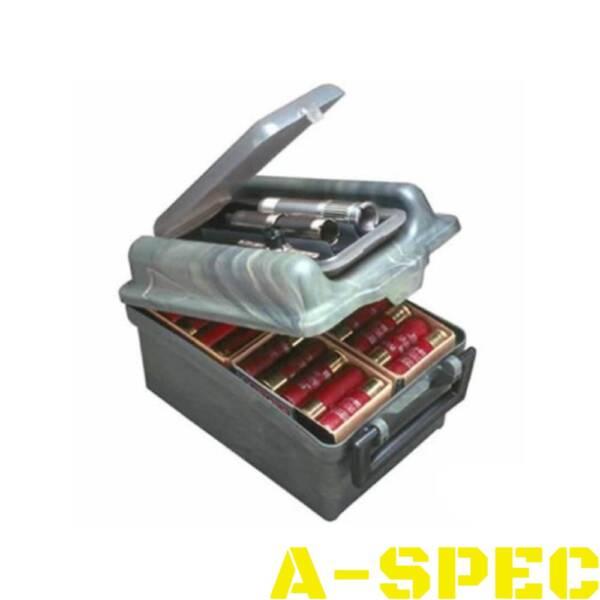 Коробка пластмассовая MTM SW-100 на 100 патронов кал 12/76