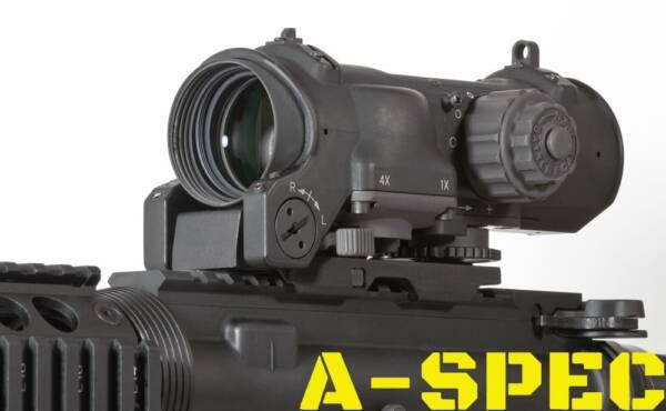 Прицел ELCAN SpecterDR 1-4x DFOV14-T1 C1 (для калибра 5.56х45) с подсветкой