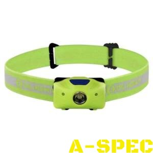 Фонарь налобный Olight H05 Active зеленый