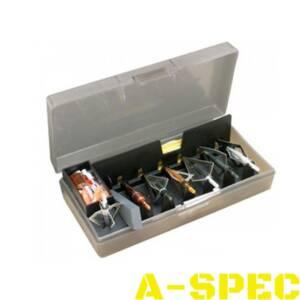 Коробка пластмассовая MTM Broadhead Accessory для 6 наконечников стрел