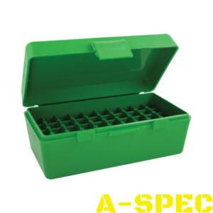 Коробка для патронов MTM кал 7,62x25; 5,7x28; 357 Mag