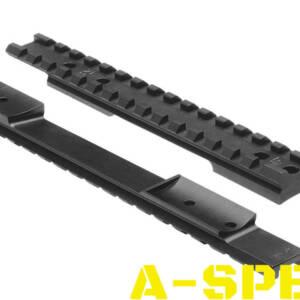 Планка Nightforce X-Treme Duty для Remington 700 Long Action