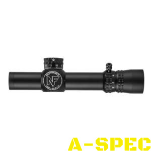 Прицел Nightforce NX8 1-8x24 F1ZeroS 0.2Mil сетка FC-Mil с подсветкой