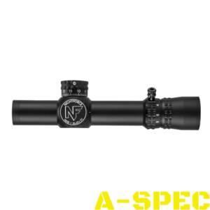 Прицел оптический Nightforce NX8 1-8 x 24 F1 ZeroS 0.5MOA сетка FC-MOA с подсветкой